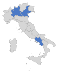 Partnerships in Italia