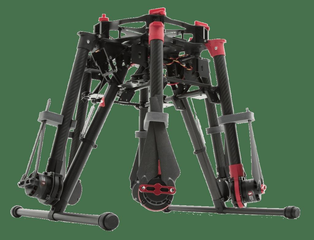 DFS_traffic_drone_folding