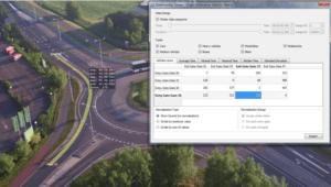 roelofs traffic study