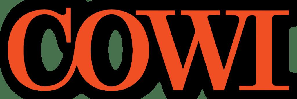 Logo COWI stín v6