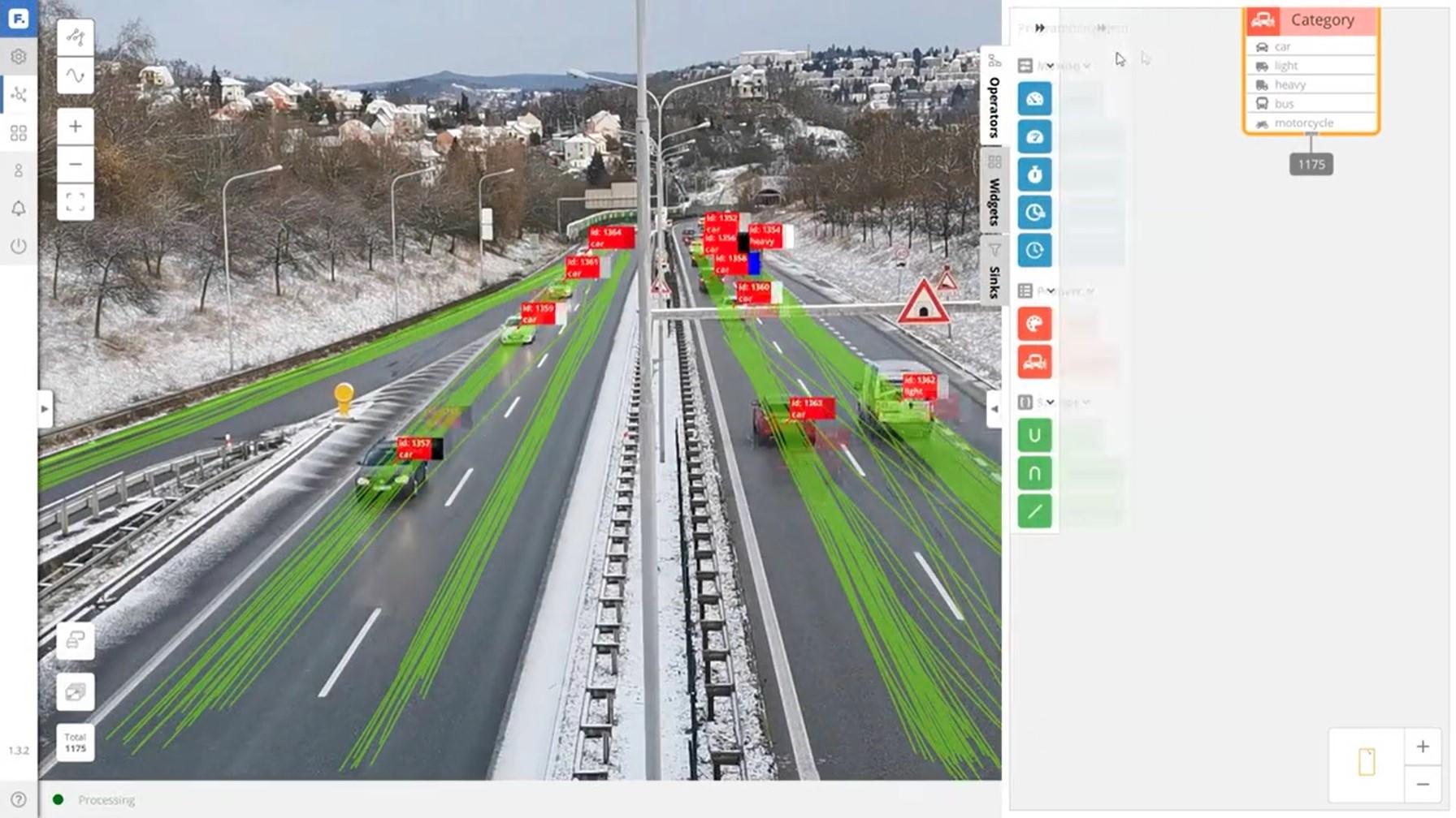 dálniční kamera