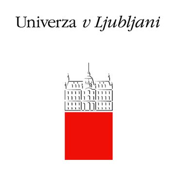 Ljubljana univerzita logo